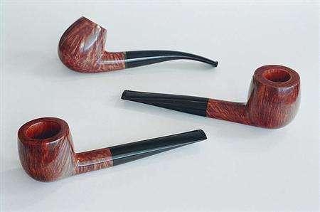 Briar Tobacco Pipe