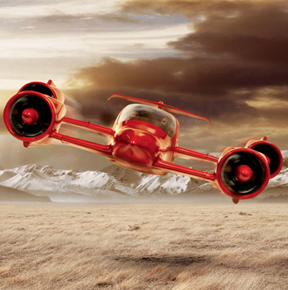 Flying Cars Picture Wallpapers
