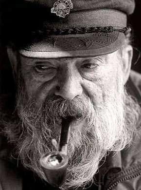 pipe smoking captain