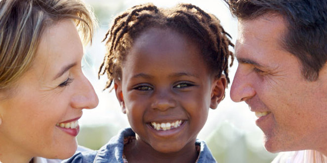 Adoption is a great kid based volunteer opportunity